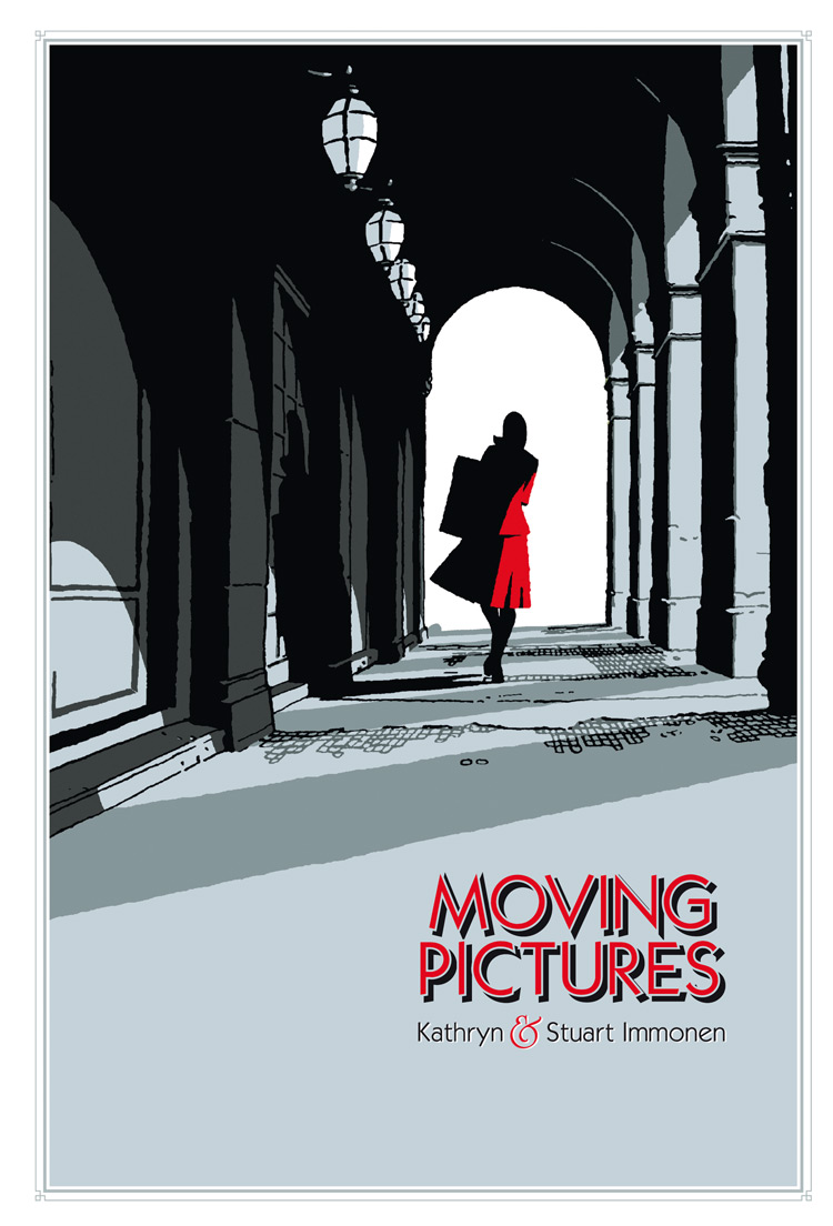 Portada de Moving Pictures